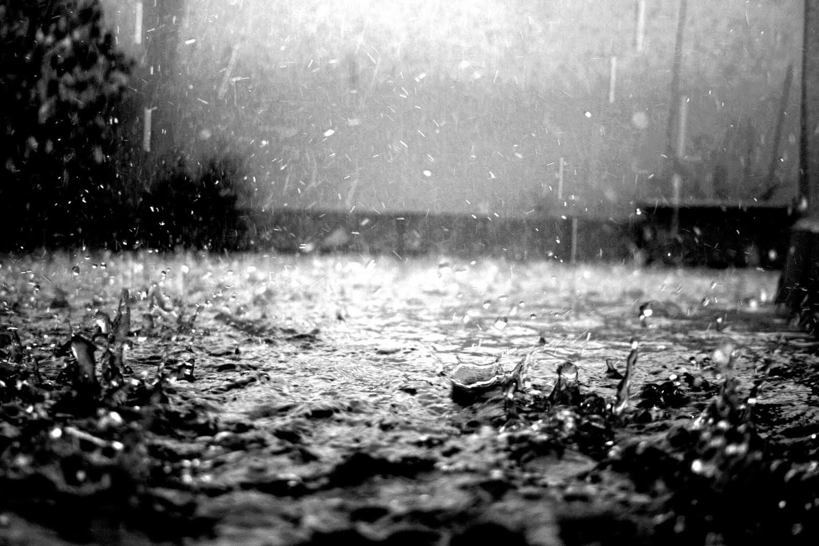 Llegan las lluvias a Bahía y la región