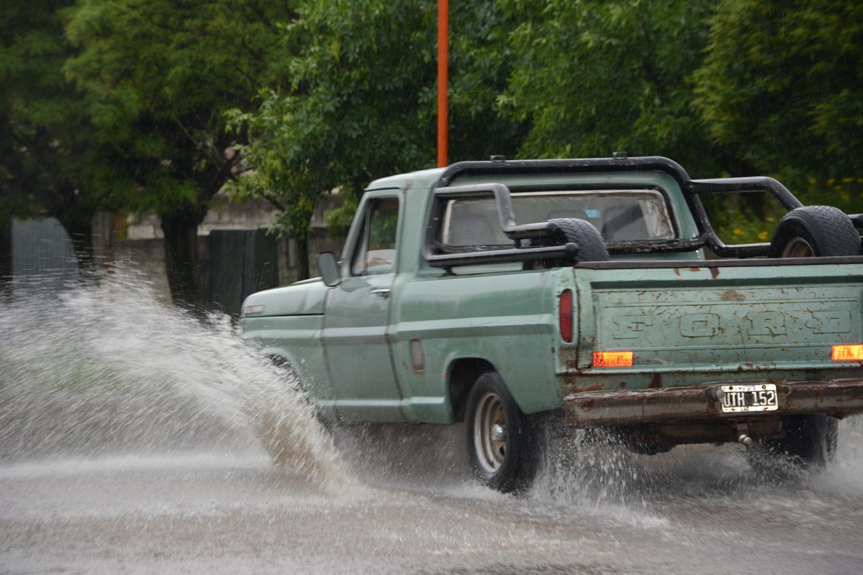 Alerta del SMN por tormentas fuertes con lluvias intensas