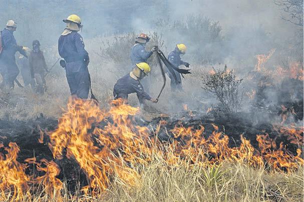 Incendios – El INTA determinó el sorprendente número final de hectáreas afectadas