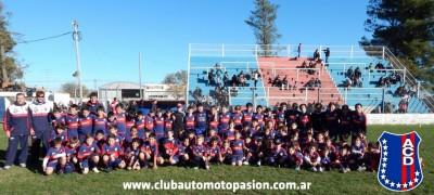 Tornquist – La Escuelita de Automoto organizará el 3° Torneo de Baby Fútbol