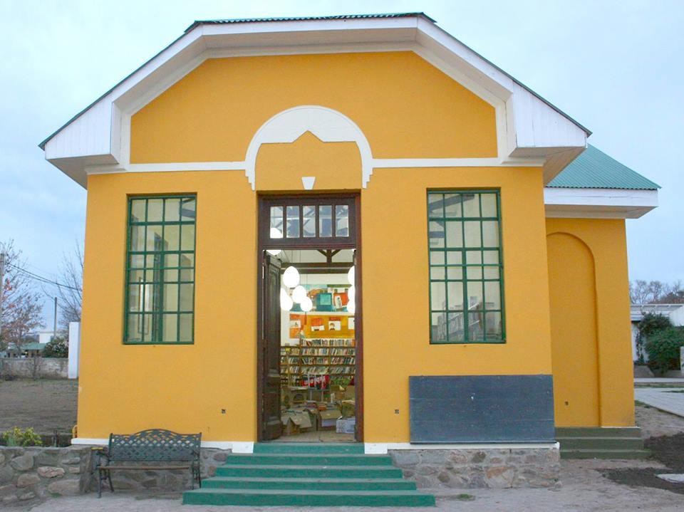 Sierra de la Ventana – Biblioteca Popular: Convocatoria a Asamblea General Ordinaria