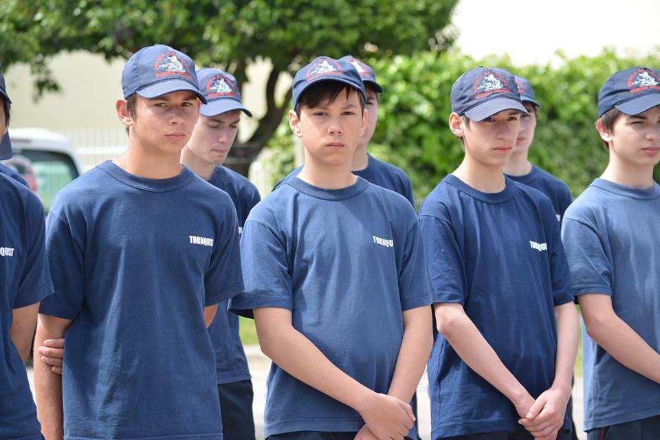 Tornquist – Inscripción Intensiva 2018 de Bomberos Voluntarios