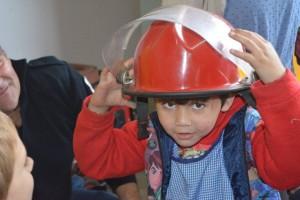 Nene bombero