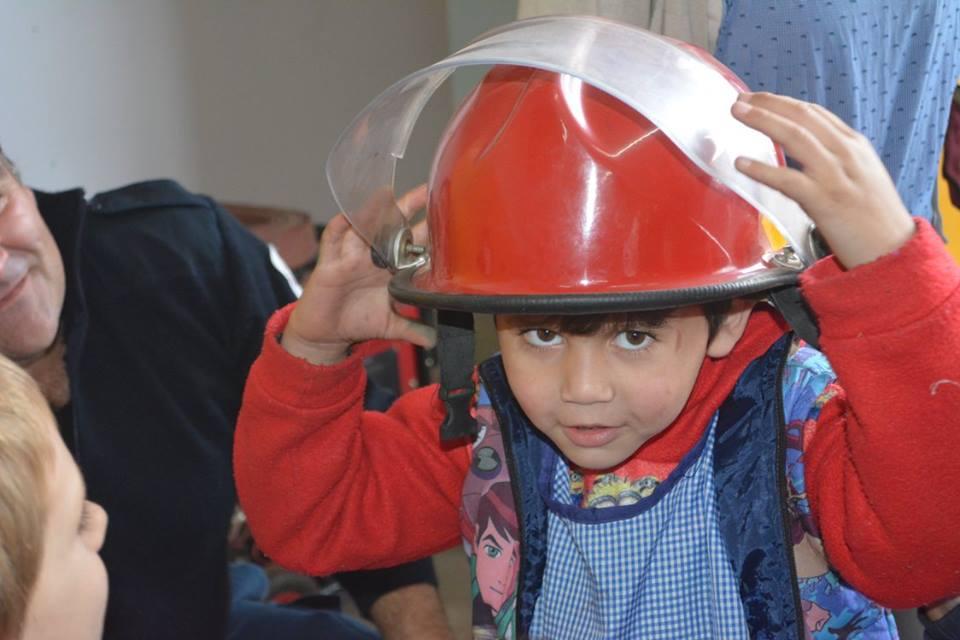 Villa Ventana – Salutación por el Día del Bombero Voluntario