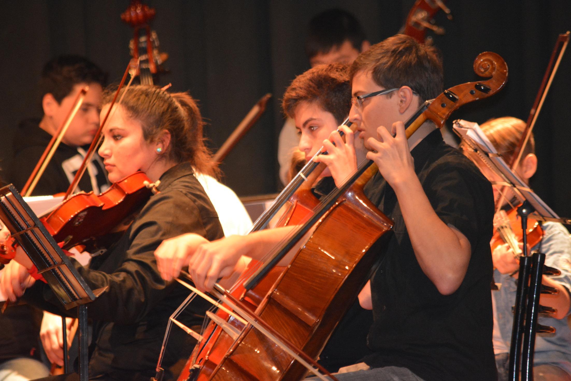 Campamento Base – Llega el «VIII Encuentro Regional de Orquestas Escuela»