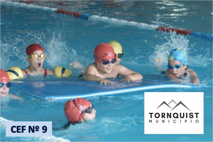 Tornquist – Continuarán las clases, en la escuela de natación para niños
