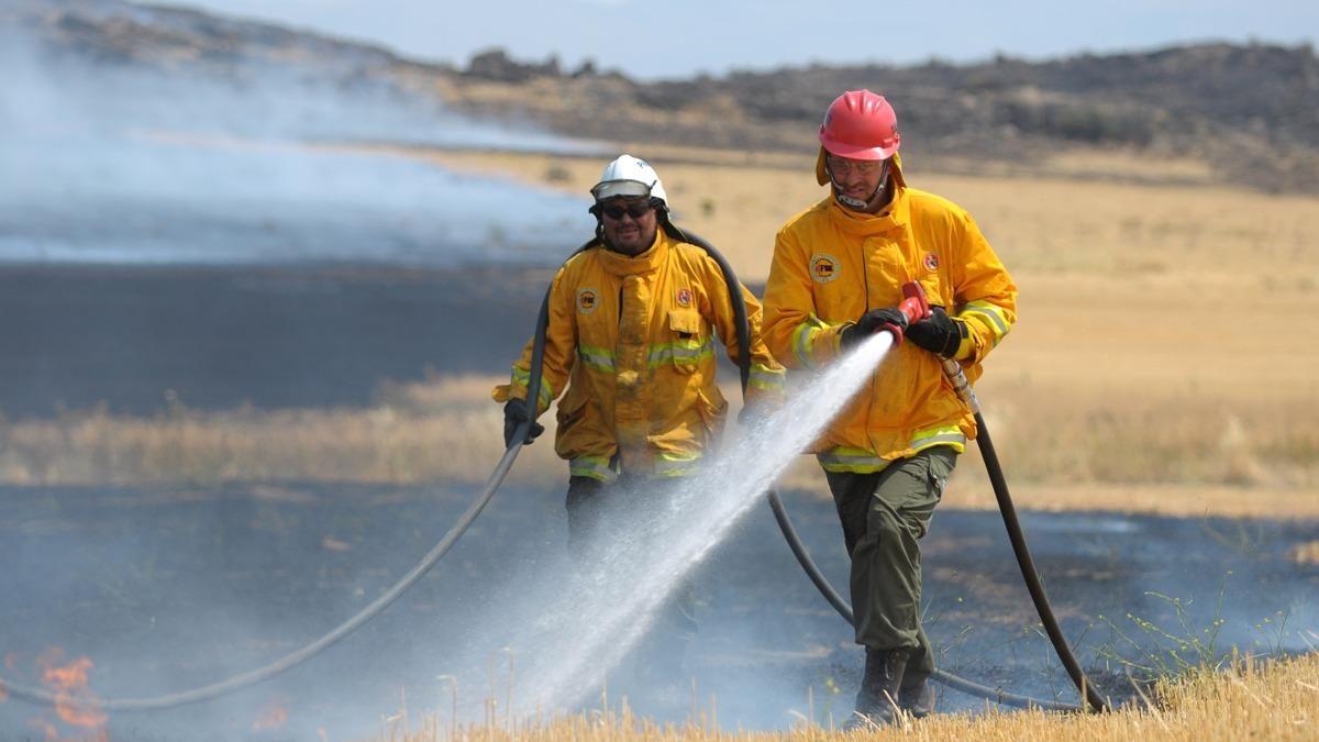 Incendios – Aseguran que los incendios en las sierras fueron intencionales