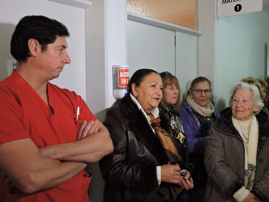 Tornquist – Fue muy emotivo el homenaje al Dr. Duarte