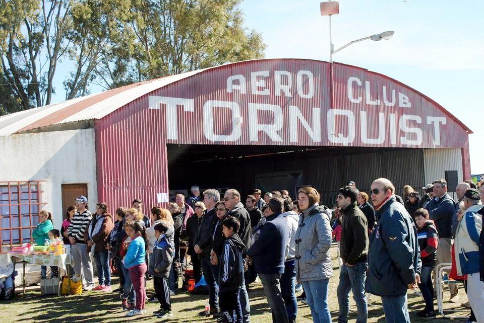 Tornquist – El 19 de Agosto, el Aeroclub organiza una Súper Barrileteada!