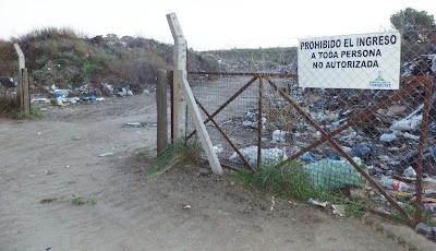 Sierra de la Ventana – Aclaración del Municipio sobre los residuos en el basurero