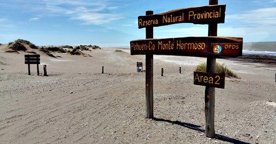 """Monte Hermoso – Sus playas competirán para ser una de las """"7 Maravillas Naturales Argentinas"""""""