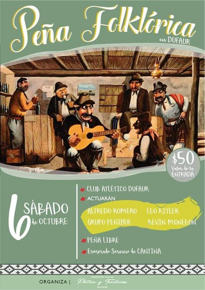 Dufaur – Una invitación a los vecinos de la Comarca Serrana