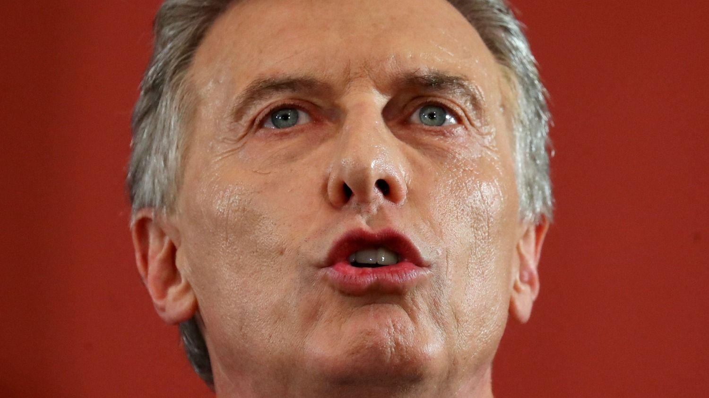 Macri: «Lo único que podemos hacer es transmitir calma y no cambiar el rumbo»