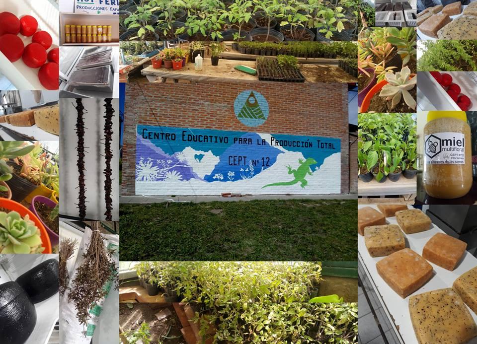 Villa Ventana – Feria Anual de Producciones Familiares en el CEPT N° 12