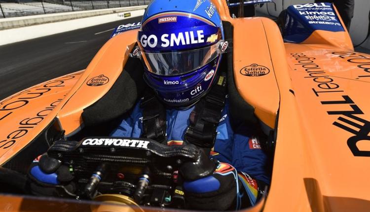 Fernando Alonso, accidentado en Indianápolis: «Estamos lejos de lo esperado», contó