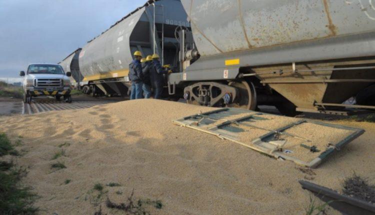 Ruta 33 – Cortan el tránsito tras un choque entre un tren y un camión en la zona de El Cholo