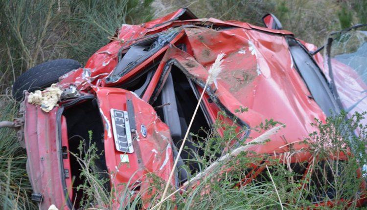 Abra de la Ventana – Resultaron ilesos los protagonistas de un accidente vehicular
