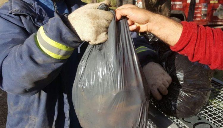 Mañana no habrá recolección de residuos domiciliarios