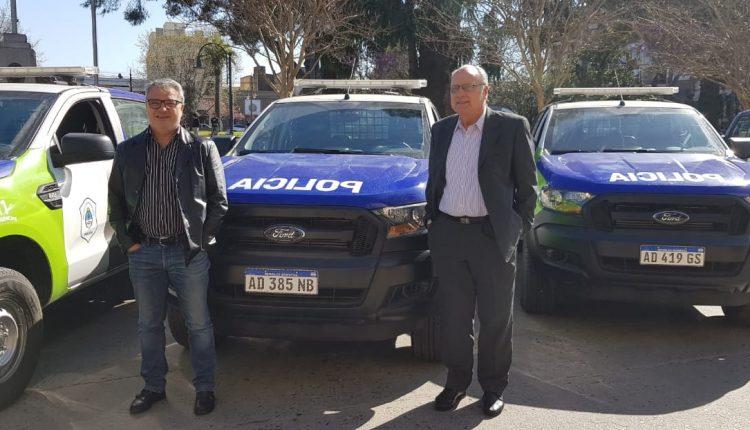 Tornquist – La policía ya cuenta con un nuevo móvil policial