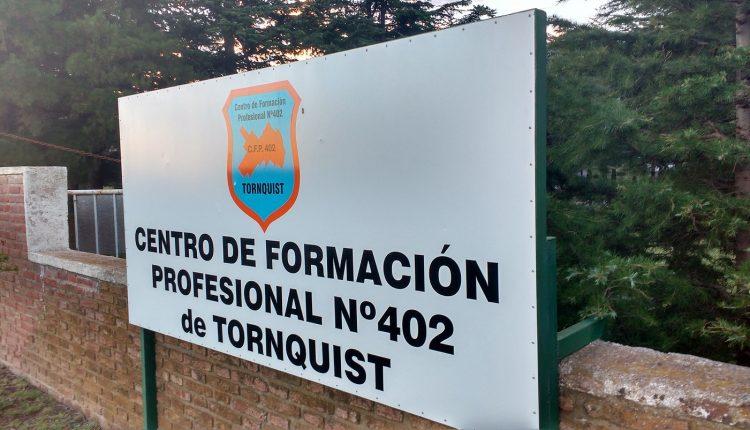 Tornquist – Este martes habrá una charla informativa en el C.F.Profesional Nº 402