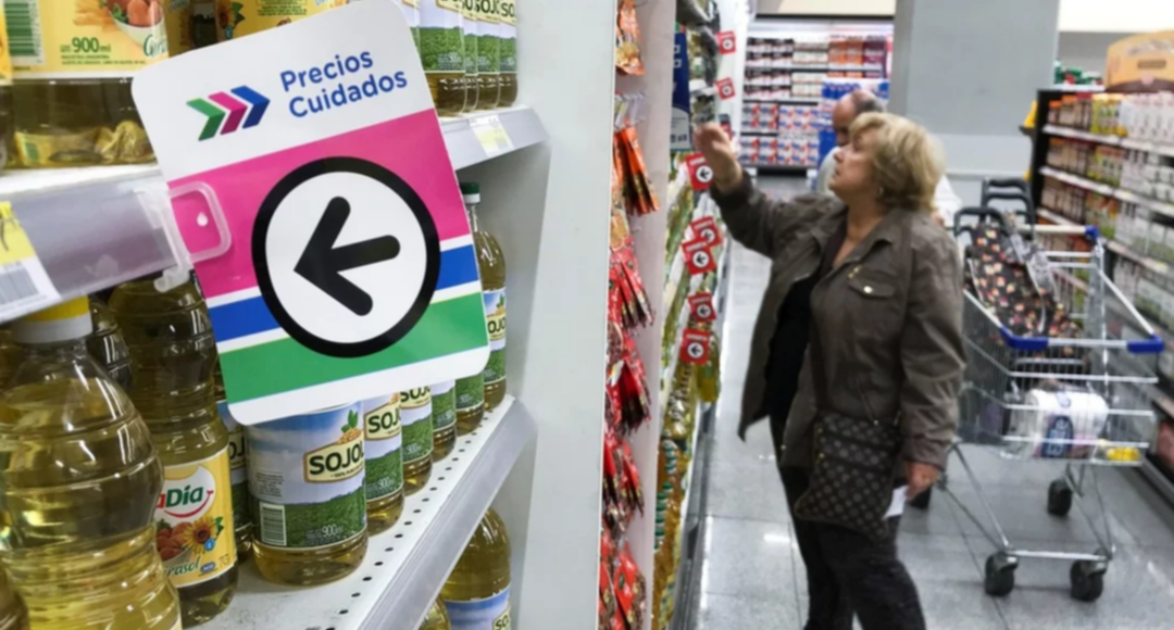 El Gobierno relanza el programa «Precios Cuidados» con primeras marcas