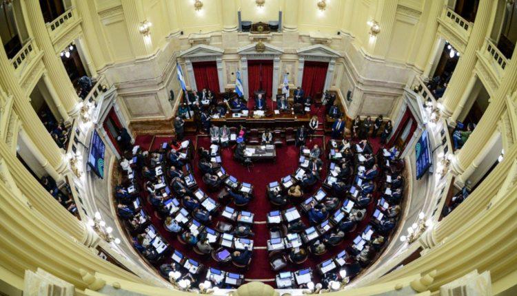 El Senado aprobó la Emergencia Alimentaria