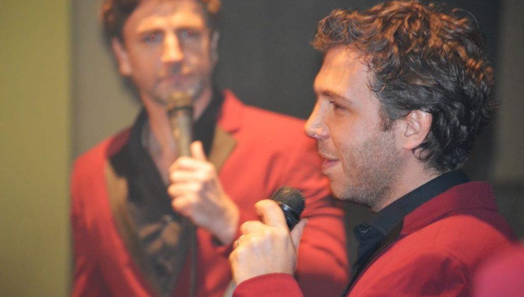 Tornquist – Se presentó con éxito «Héroe», en el teatro Rodolfo Funke