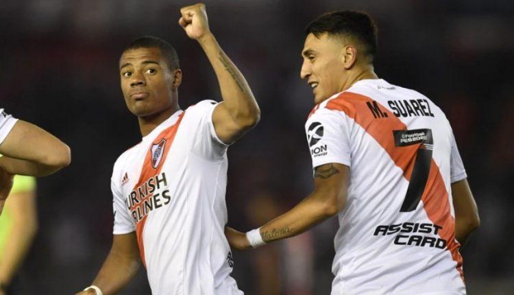 River le ganó anoche a Colón y se sube a la cima de la Superliga