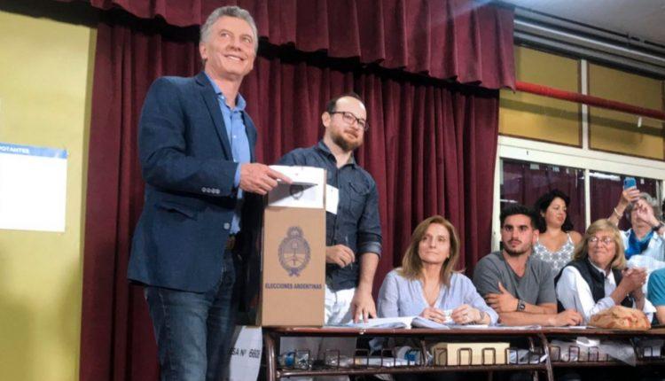 Macri – «Todos entendemos que esta es una elección histórica para nuestro país»