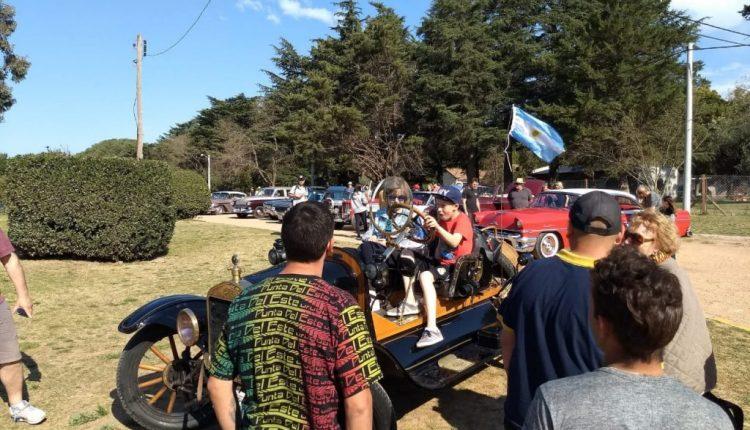 La Asociación de Vehículos Antiguos de la Patagonia, en nuestra comarca