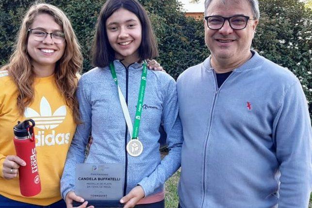 El Intendente visitó a los jóvenes ganadores de los Juegos Bonaerenses