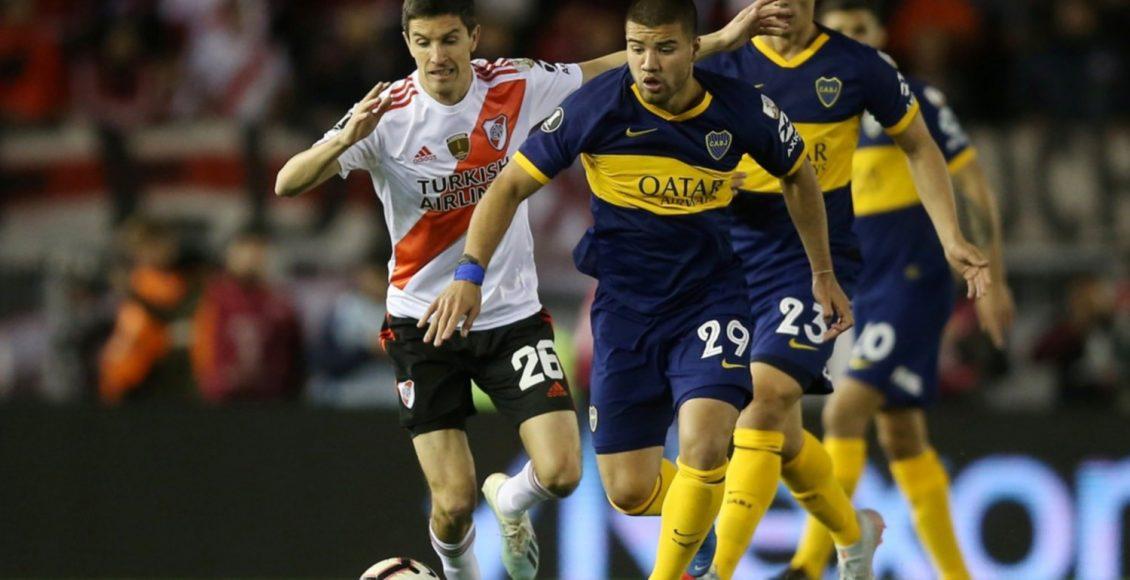 Copa Libertadores – River venció a Boca por 2 a 0 y sacó buena ventaja en casa
