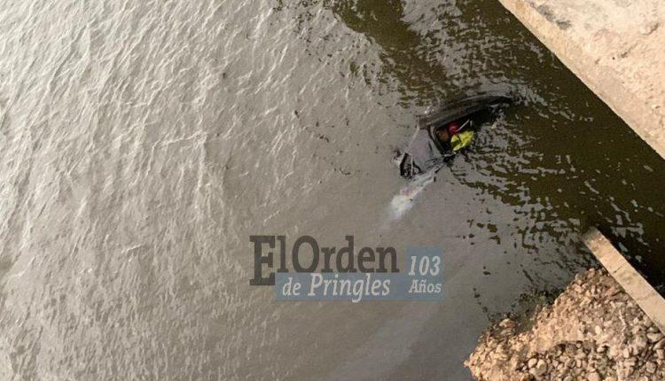 Dique Paso Piedras – 4 personas cayeron al dique por esquivar un carpincho