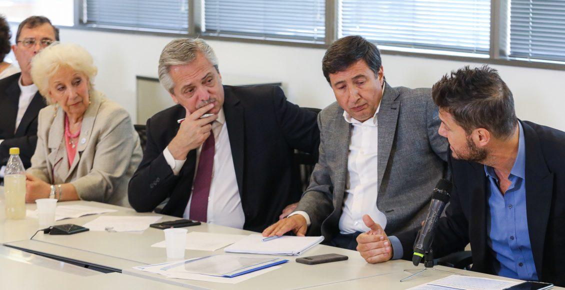 Primera reunión de trabajo del Consejo Federal «Argentina contra el Hambre»