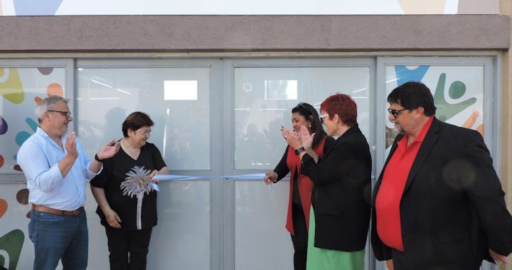 Tornquist – Quedó formalmente inaugurada la Cooperativa Textil