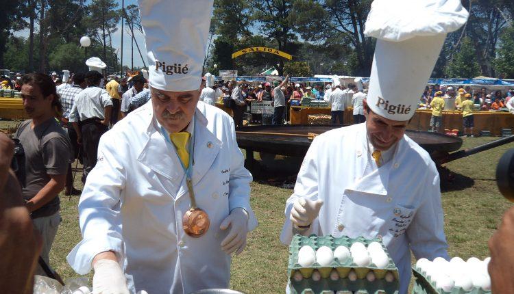 Pigué – En Diciembre, llega una nueva edición de la «Omelette Gigante»