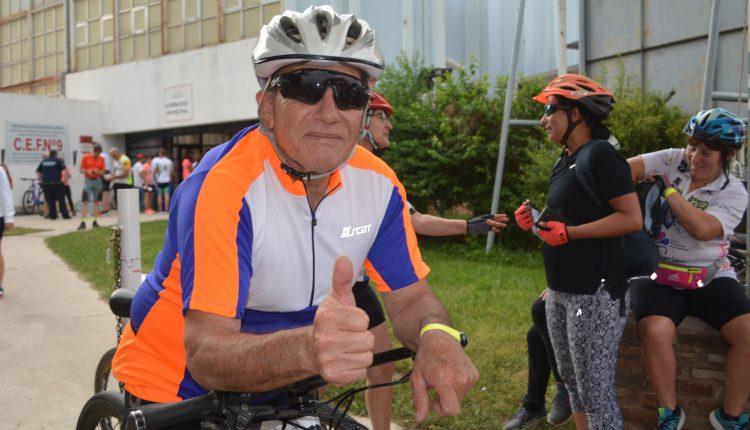 Tornquist – Más de 180 participantes disfrutaron el Cicloturismo
