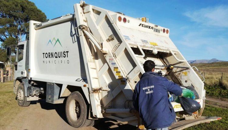 Martes 31 – No habrá recolección de residuos domiciliarios