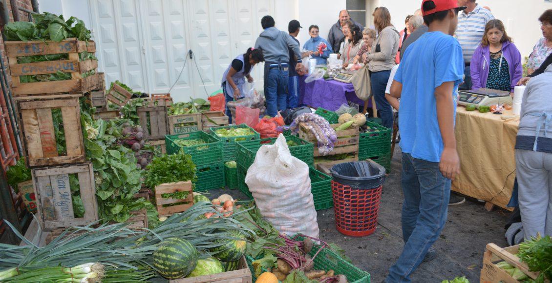 Tornquist – Este sábado vuelve la Feria Municipal Distrital