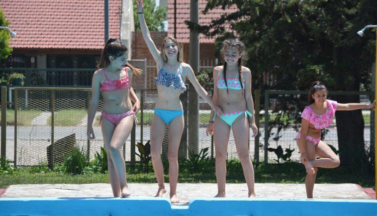 Tornquist – A fin de mes se realiza la nivelación de la Escuela de Natación