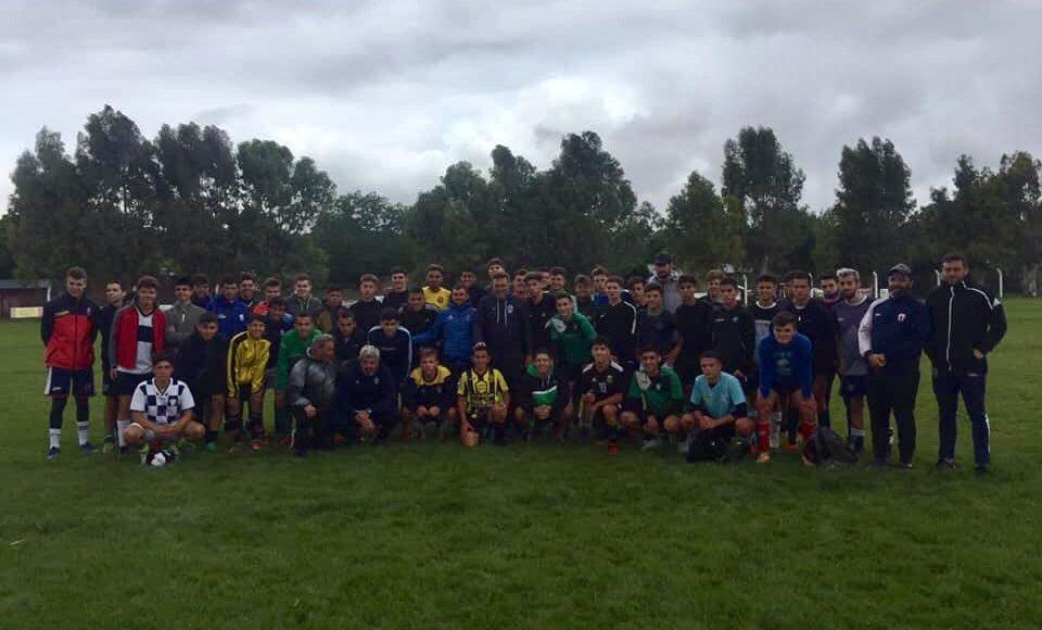 Sierra de la Ventana – Gimnasia probó a más de 200 jugadores