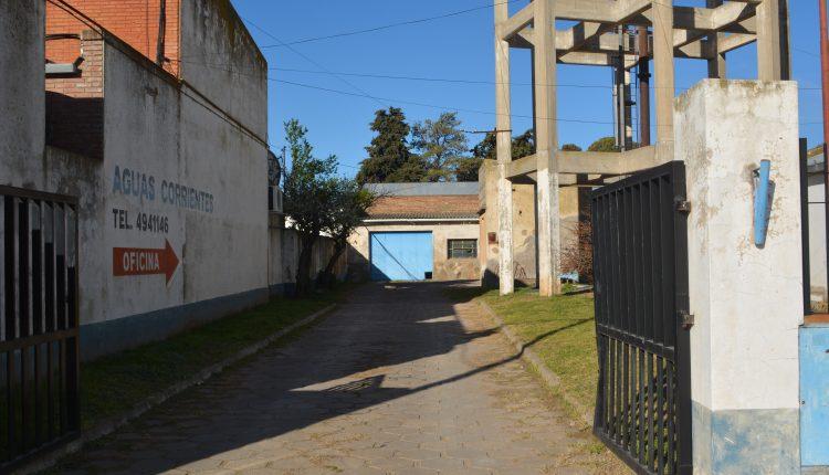 Tornquist – Corte de agua programado para este lunes 6 de Enero