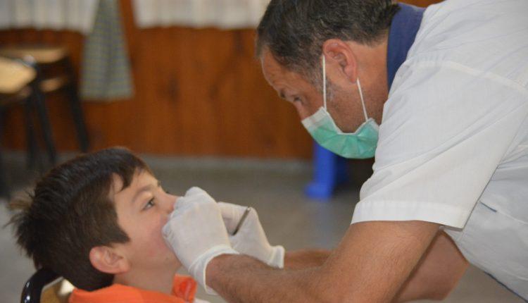 Escuelas de Verano – Campaña de Salud Bucal en la Comarca Serrana