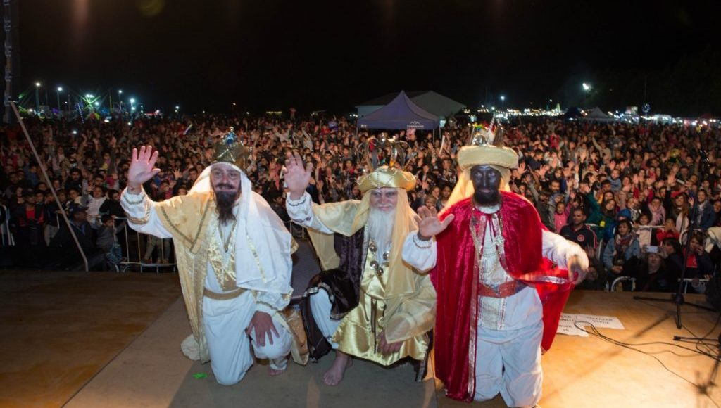 Sierra de la Ventana – Más de 15 mil personas le dieron color a la «Fiesta de Reyes»
