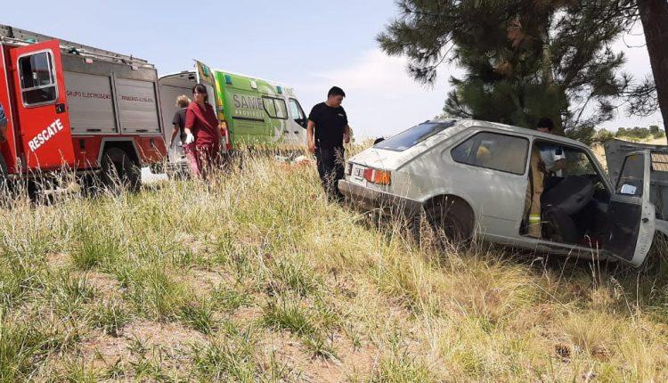 Saldungaray – Despiste vehicular sin lesiones