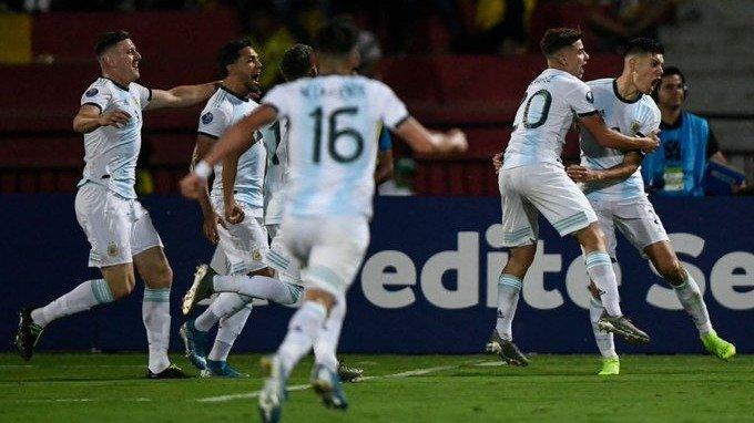 Preolímpico Sub 23 – Argentina venció a Colombia, se consagró campeón y clasificó a Tokio 2020