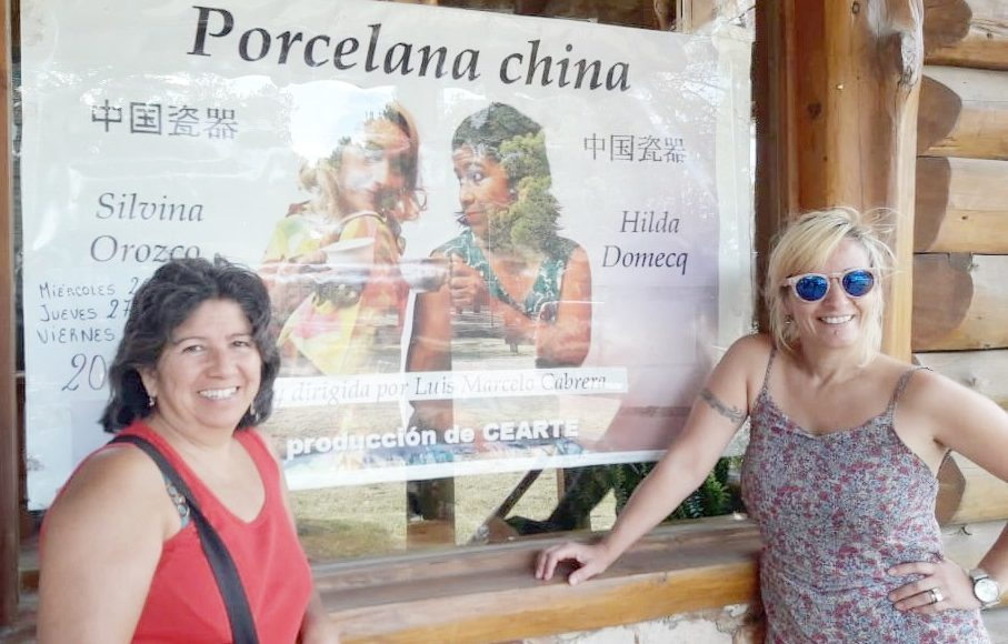 Sierra de la Ventana – Hoy se presenta la obra «Porcelana China» en el Centro Cultural