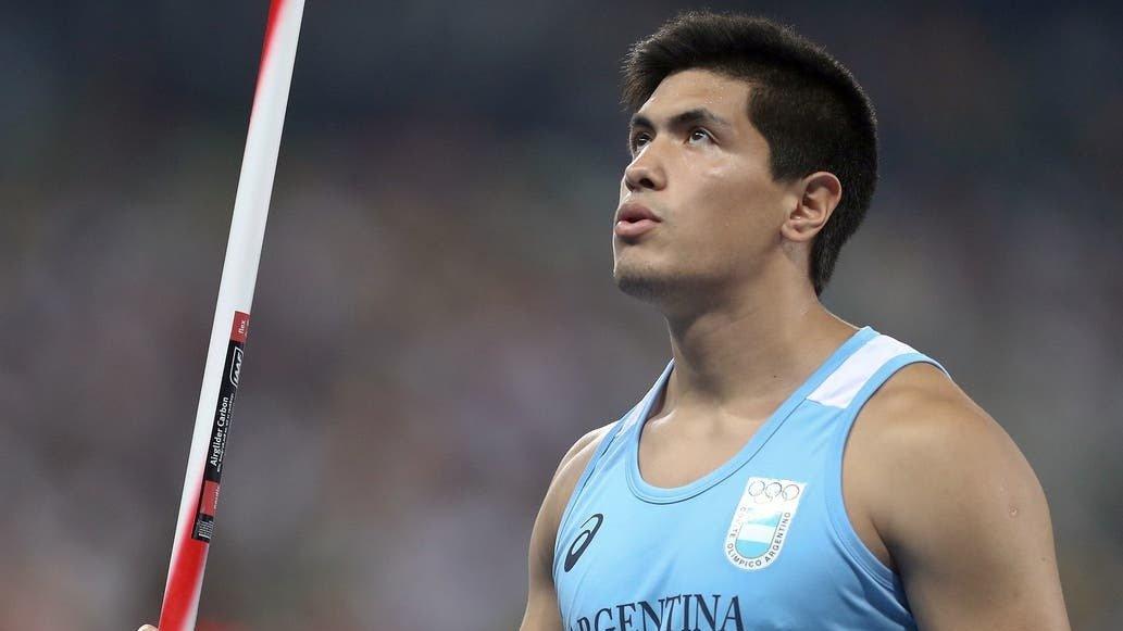 El atleta olímpico Braian Toledo murió en un accidente vial
