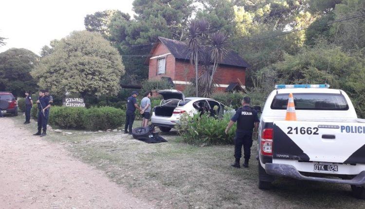 Villa Ventana – Se realizó un allanamiento positivo debido a un delito en Monte Hermoso