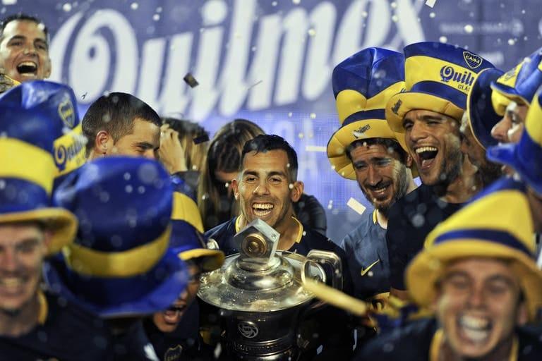 Boca se adueñó de la Superliga y estiró la distancia con River en la tabla histórica de títulos